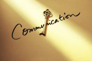 skin care expert communication is key