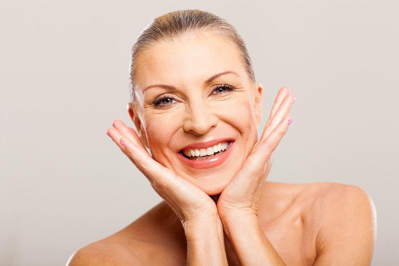 the changing needs of aging skin