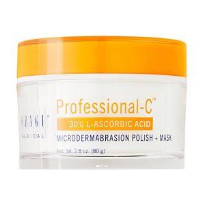 Obagi Professional C 30% L-Ascorbic Acid Microdermabrasion Polish + Mask