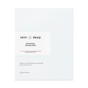 Skin Deep Biocellulose Mask Box of 6 Deep Biocellulose Mask Box of 6