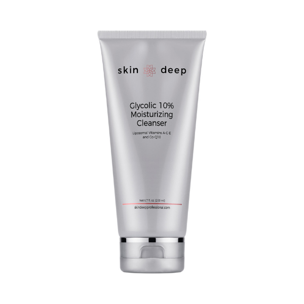 Skin Deep Glycolic 10% Moisturizing Cleanser