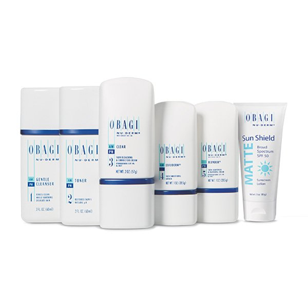 Obagi Nu-Derm Transformation Trial Kit Normal to Dry
