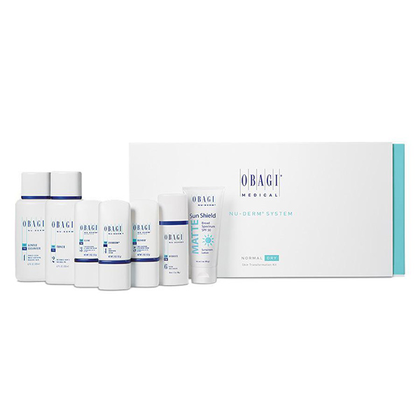 Obagi Nu-Derm Transformation Kit Norm/Dry