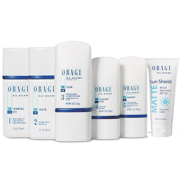 Obagi Nu-Derm Transformation Trial Kit Normal to Oily