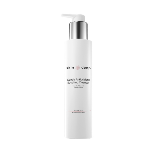 Skin Deep Gentle Antioxidant Soothing Cleanser