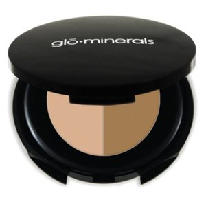 glo-minerals Brow Powder Duo Blonde