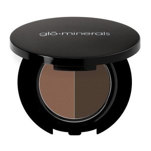 glo-minerals Brow Powder Duo Brown