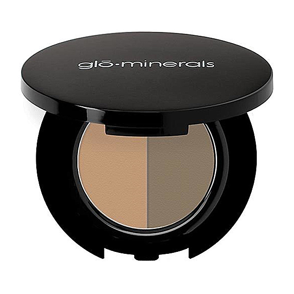 glo-minerals Brow Powder Duo Taupe
