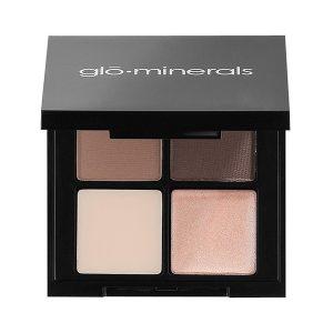 glo-minerals Brow Quad Brown