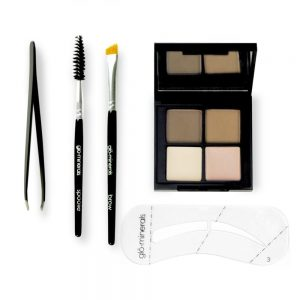 glo-minerals Brow Collection Taupe