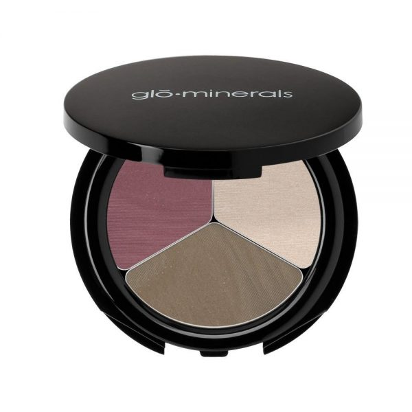 glo-minerals Eye Shadow Trio Mulberry