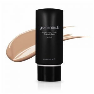 glo-minerals Liquid Foundation Satin II Honey Light