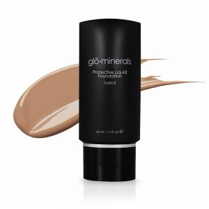 glo-minerals Liquid Foundation Satin II Honey