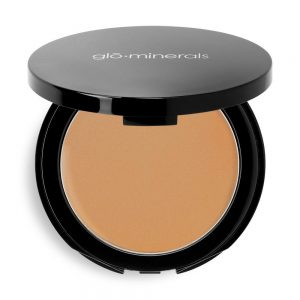glo-minerals Pressed Base Honey Medium