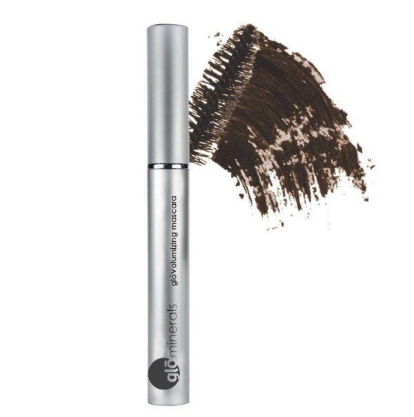glo-minerals Volumizing Mascara Brown