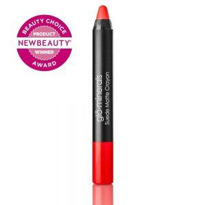 glo-minerals Suede Matte Crayon Crush